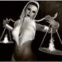 3D Female Portrait - Justice