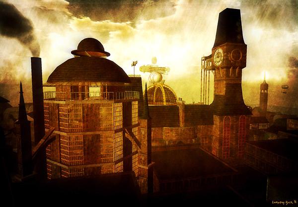 Babbage skyline