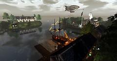 Boston Harbour - New World