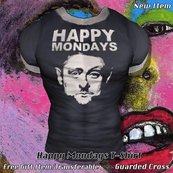 Happy Mondays T-Shirt