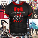 U2 Achtung Baby T-Shirt