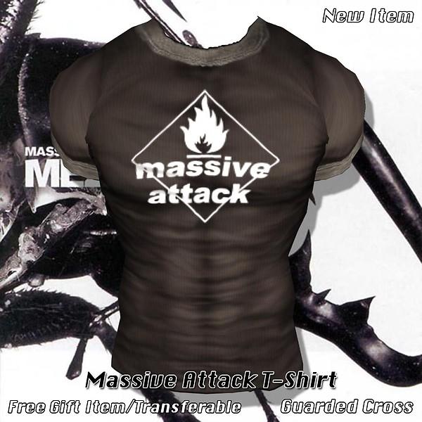 Massive Attack T-Shirt