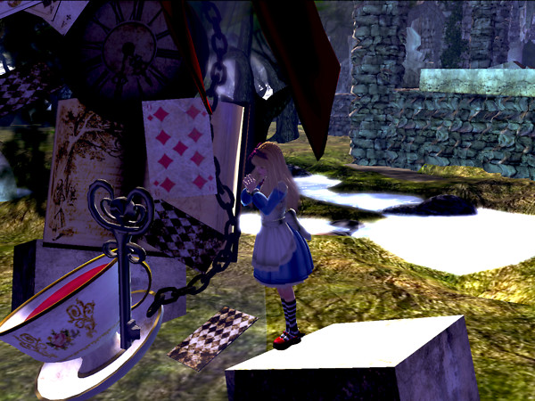 Alice in Lost World