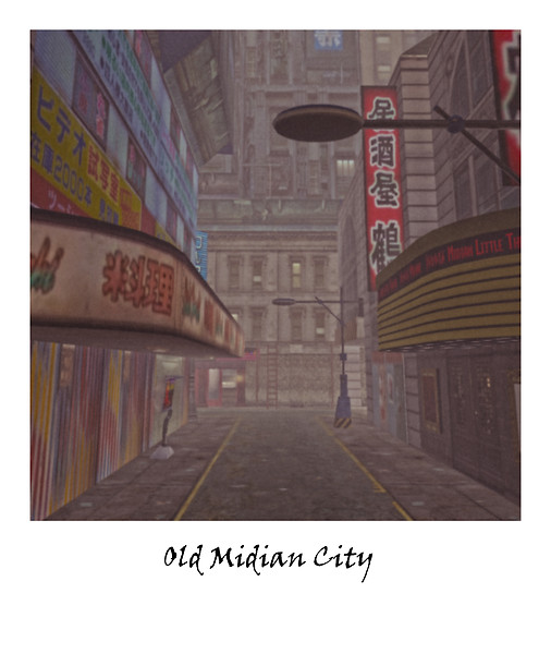 Old Midian City