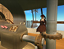 Steampunk Aircraft Carrier Engine 3