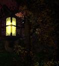 Night Time Lamp Post