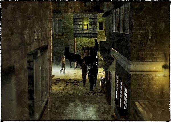 Backstreet London