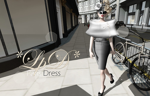 *Paris* Dress