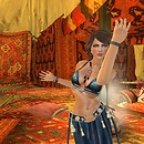 Wishbox Tribal Fusion Belly Dancer 2