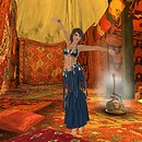 Wishbox Tribal Fusion Belly Dancer 1