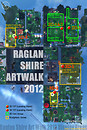 Raglan Shire Art Walk 2012 / MAP2