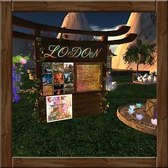 LODON Lotus Garden Center