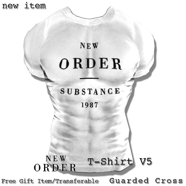 New Order T-Shirt V5 - In Store Now