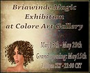 Briawinde Magic Exhibition - Colore Art Gallery