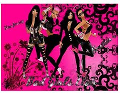 BAD GIRLS...(IM THE FIRST ONE)