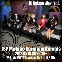 JSP Metalic Harmony Knight 2012