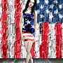 American Flag Dress 2
