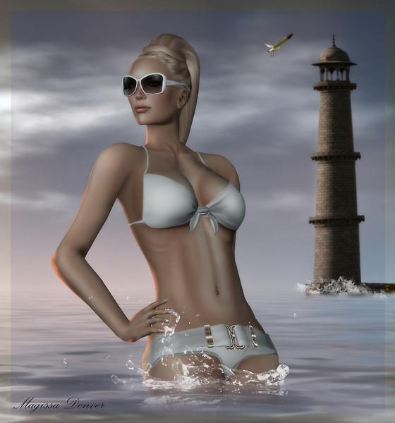 Magissa~Blonde