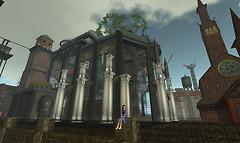 New Babbage Steampunk World