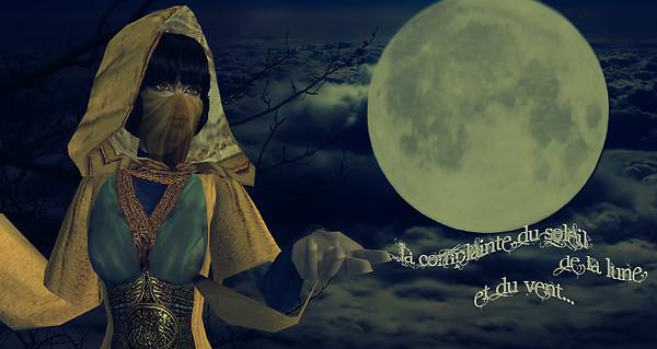 La complainte du soleil, de la lune et du vent