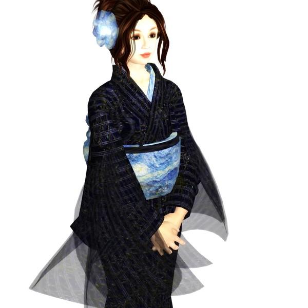 keitoya-kimono 星月夜