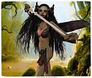 The Swordmasters Daughter…