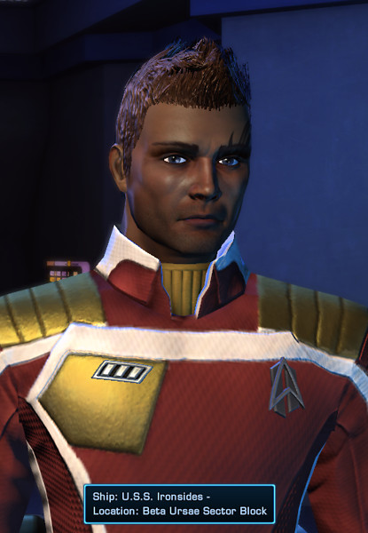 Vice Admiral Lance Houston