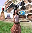 Second Life からのポストカードです。 - teto.sosa