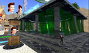 visiting SubGenius shrine