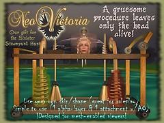 NeoVictoria's Sinister Steampunk II Hunt Gift