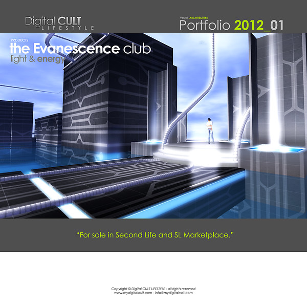Digital CULT Lifestyle - Virtual Architecture