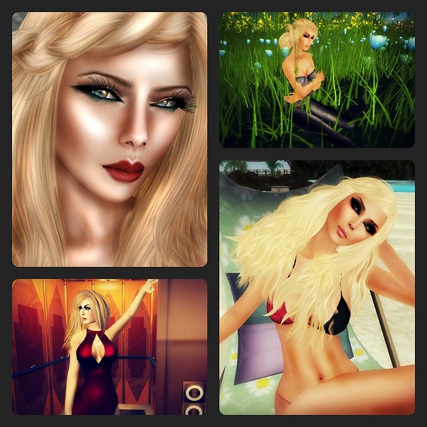 Pure Silvershade Modeling Collage