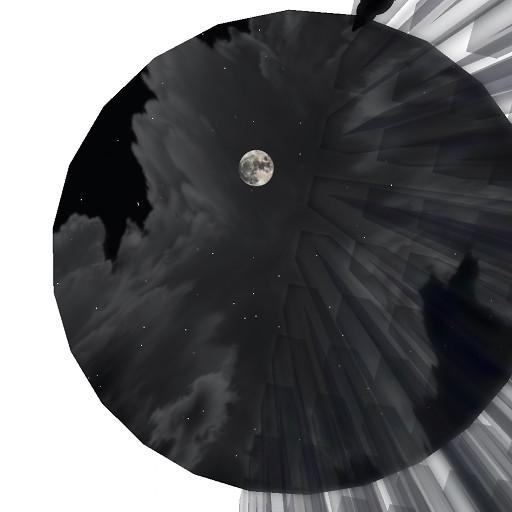 QT Express - moon view