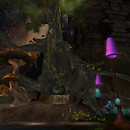 Ent's throne on Toymaker's