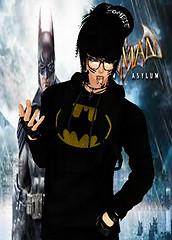 Yo it's batman