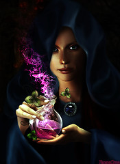 the kind witch