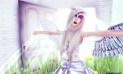 Pure Silvershade Silver Angel