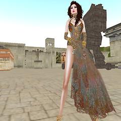 MS Sascha Finalist - Cassie Outfit 2