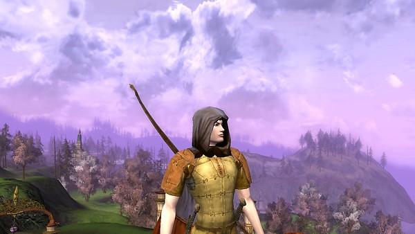 LOTRO - Vladyx in Ered Luin