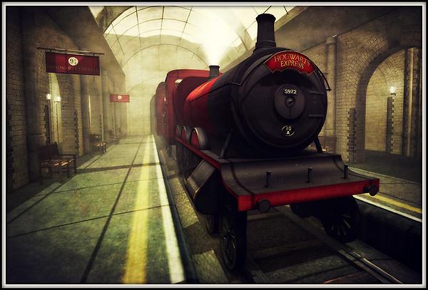 Hogwarts Express Wallpaper Hogwarts Express