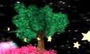 glow tree with stars - torley.olmstead