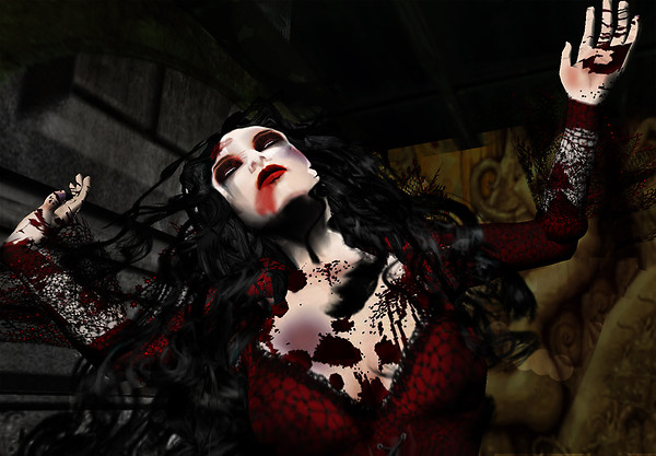 blood of the witness