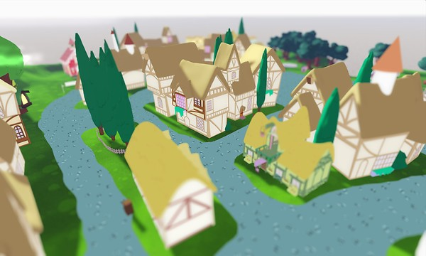 my little pony houses - torley.olmstead