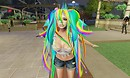 crazy colorful rainbow hair! - torley.olmstead