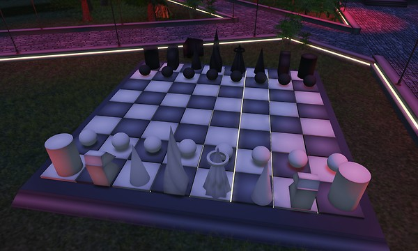 chess is for the players - torley.olmstead