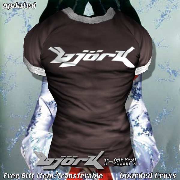 Bjork T-Shirt (V2) - POP Slide