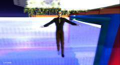 Avatar [myself in a virtual worls]