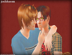 The Sims 2: Josh and Sean