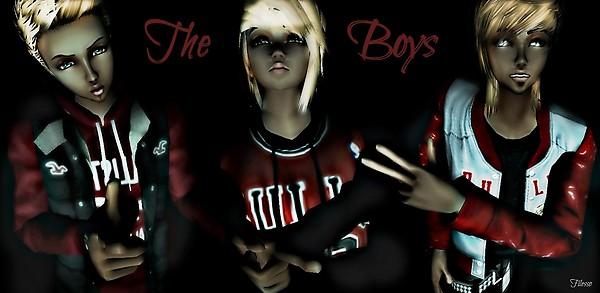 Meet The Boys