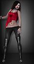 Jinx Shabby Cat @ Fashion Voodoo